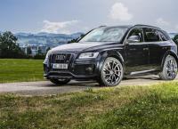 Новая Audi SQ5 получит электрический компрессор