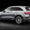 Mercedes-Benz представил новые GLK и GLC