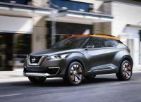 В новом Nissan Juke 2017 решат проблему задних пассажиров