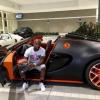 Bugatti Мейвезера продается на eBay
