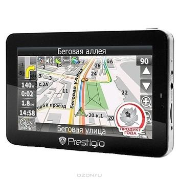 Prestigio GeoVision 4700 4GB Navitel
