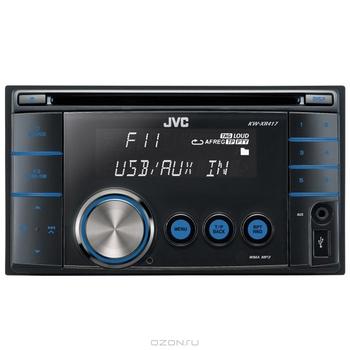 JVC KW-XR417
