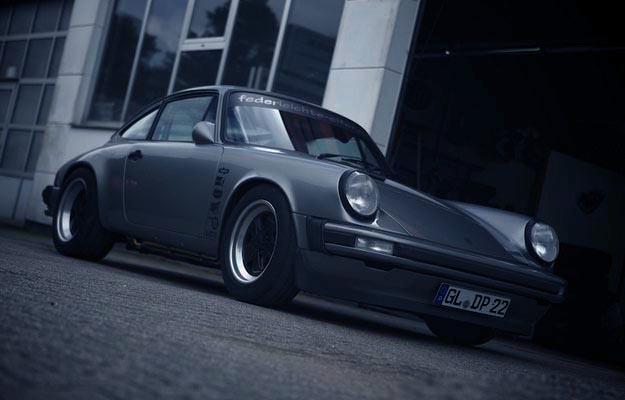Легенда тюнинга серии Porsche 911